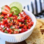 Easy Strawberry Jalapeño Salsa | Better Living