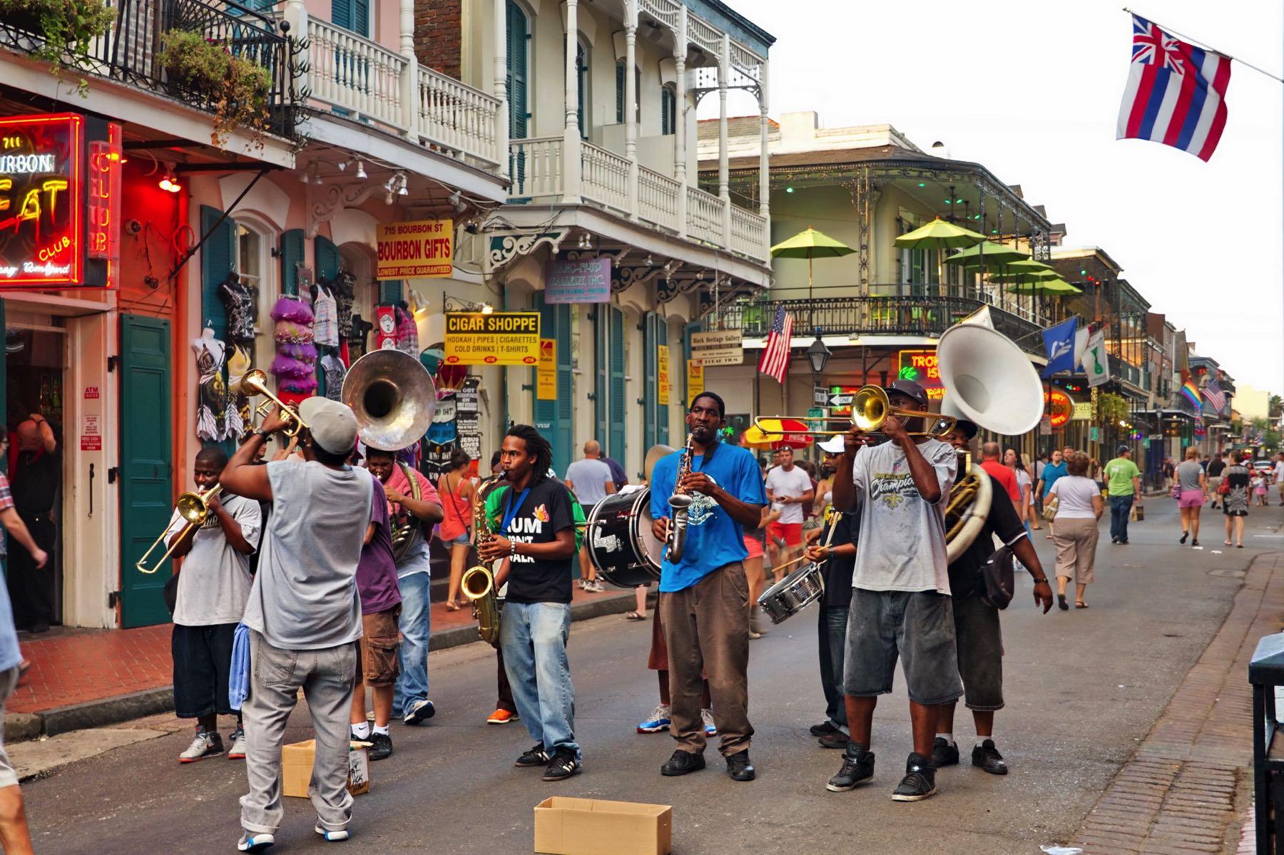 10 Best Hotels On Bourbon Street, New Orleans