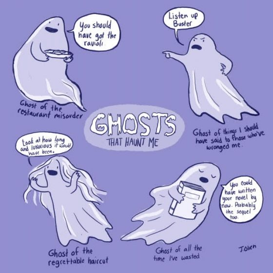 Ghosts That Haunt Me
