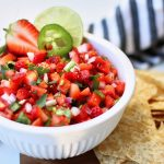 Easy Strawberry Jalapeño Salsa | Better Living